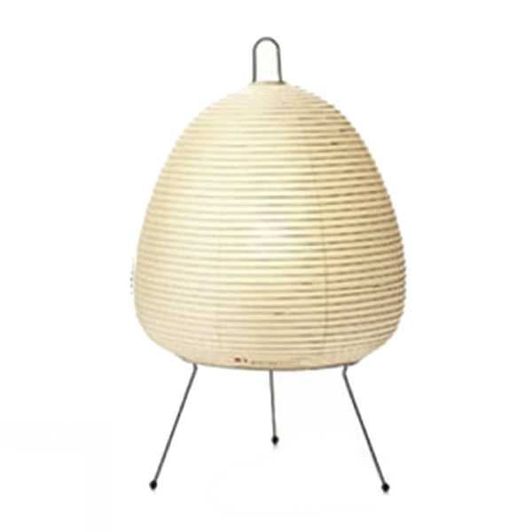vitra akari leuchten 1a von isamu noguchi shoji papier. Black Bedroom Furniture Sets. Home Design Ideas