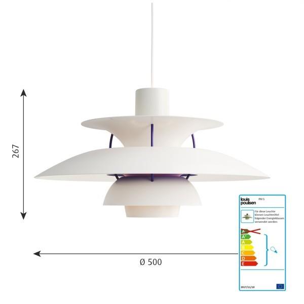 Louis Poulsen PH5 Lampe