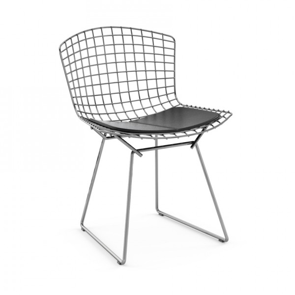 knoll international bertoia drahtgitterstuhl im shop. Black Bedroom Furniture Sets. Home Design Ideas