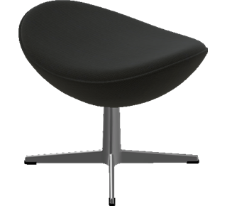 Fritz Hansen Fußhocker Egg Chair