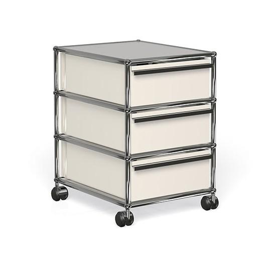 Usm haller rollcontainer 3 schubladen pro office - Usm haller rollcontainer ...