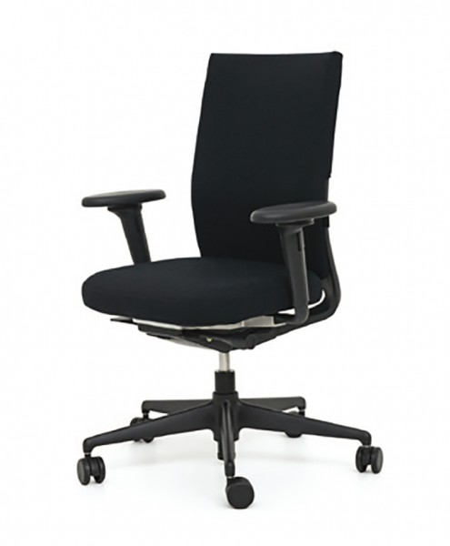 Vitra ID Soft Black Special