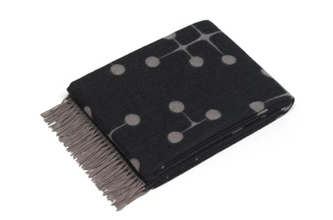Vitra Eames Wool Blanket Dot Pattern