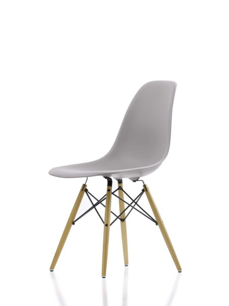 vitra dsw eames plastic side chair pro office shop. Black Bedroom Furniture Sets. Home Design Ideas
