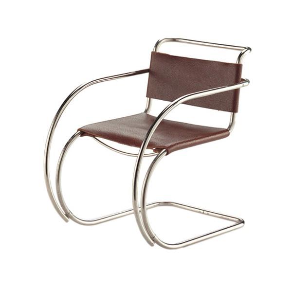 vitra miniatur stuhl mr 20. Black Bedroom Furniture Sets. Home Design Ideas
