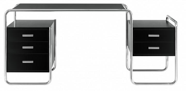 thonet s 285 schreibtisch b rotische und schreibtische tische pro office shop. Black Bedroom Furniture Sets. Home Design Ideas
