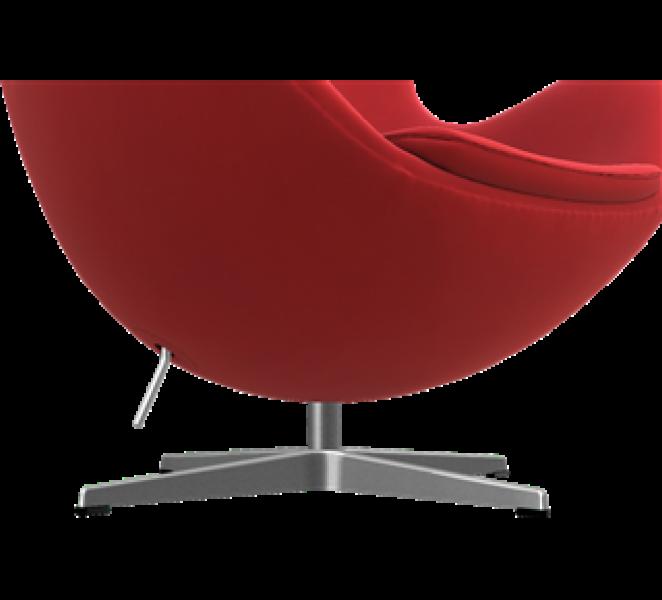 sessel das ei egg chair bezug stoff divina melange. Black Bedroom Furniture Sets. Home Design Ideas