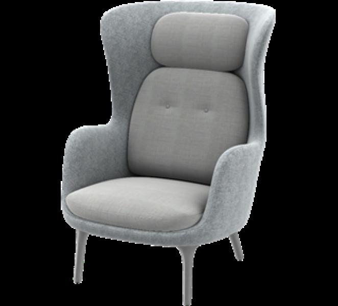 fritz hansen ro sessel. Black Bedroom Furniture Sets. Home Design Ideas