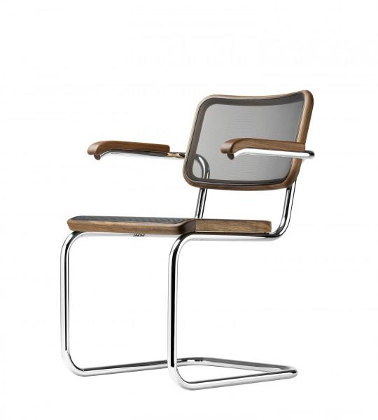 thonet freischwinger s 64 n pure materials. Black Bedroom Furniture Sets. Home Design Ideas